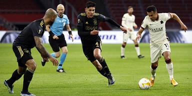 Ajax plant Revanche gegen AS Rom