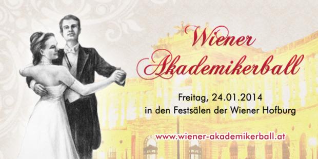 Wiener Akademikerball in der Wiener Hofburg