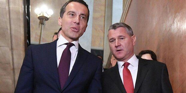 SPÖ-Angriff auf Kurz-Missen sorgt für Eklat
