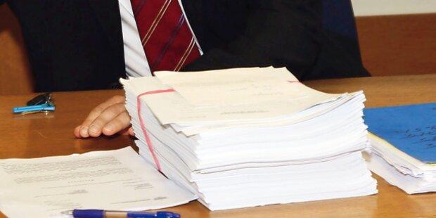 Stieftochter begrapscht - Sechs Monate Haft