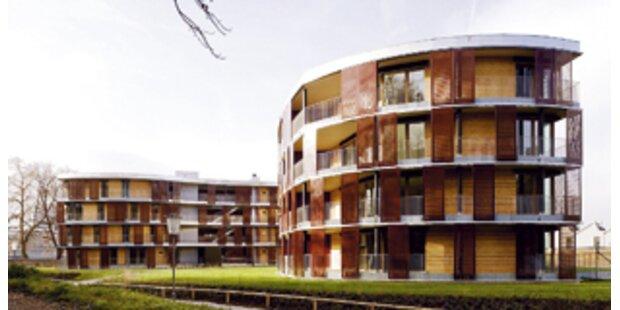Wenn Architektur auf Holz klopft