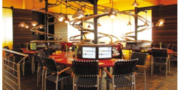 Das vollautomatische Restaurant