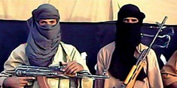 Polizei verhaftet 149 Terroristen