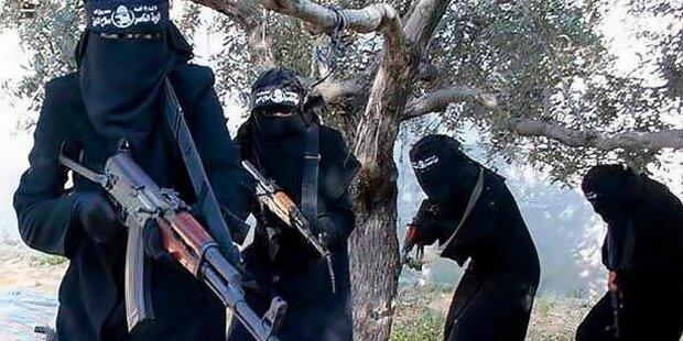 Deshalb sind Frauen für ISIS so wichtig