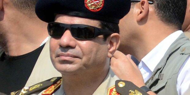Ägypten-Wahl: Al-Sisi führt mit 80 Prozent