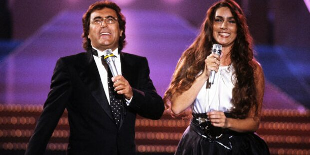 Kinder Al Baño Und Romina Power:Al Bano & Romina Power wieder vereint