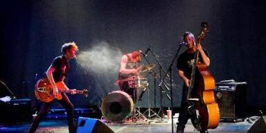 Al & The Black Cats bringen Rockabilly nach Wien