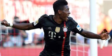 FC Bayern schlägt ZSKA Moskau