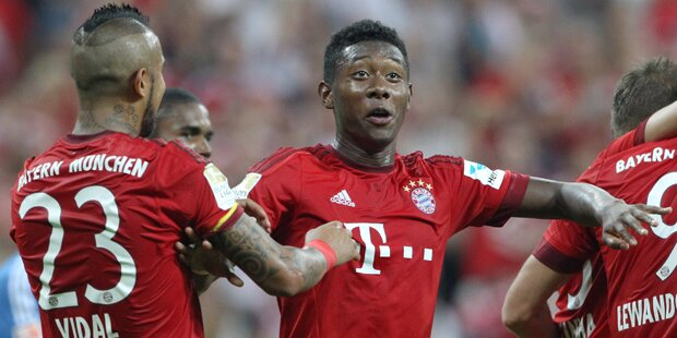 Bayerns Meisterparty verschoben
