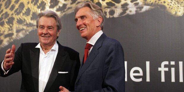 Alain Delon erhielt Ehrenpreis