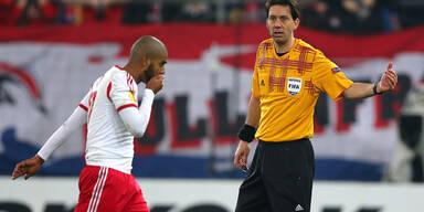 Red Bull Salzburg verliert gegen Basel mit 1:2