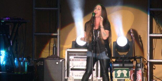 Alanis Morissette live in der Wiener Arena