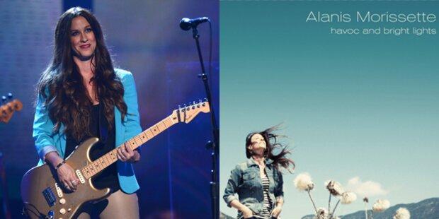 Alanis Morissette bringt neues Album heraus