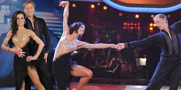Dancing  Stars: Aufregung um Fortell