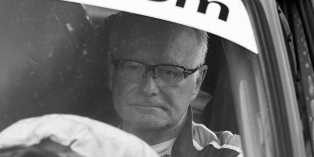 Hipp-Manager bei Oldtimer-Rennen tödlich verunglückt