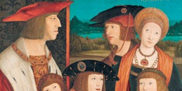 Albertina zeigt Kaiser Maximilian I.
