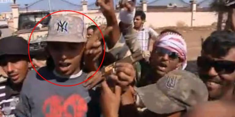 Gaddafi starb nach 9mm-Kopfschuss