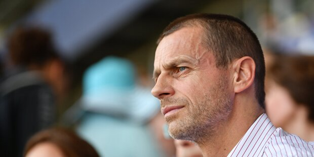 UEFA-Chef kritisiert FIFA-Reform-Pläne