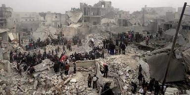 Syrien zu Waffenruhe in Aleppo bereit