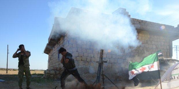 Syrien: Gravierende Verstöße gegen Waffenruhe