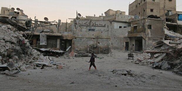 Aleppo-Stadtrat: 800 Menschen binnen 26 Tagen getötet