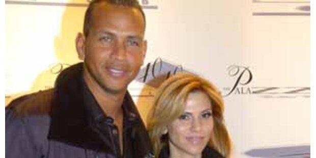 Madonnas Baseball-Star trennt sich von Ehefrau