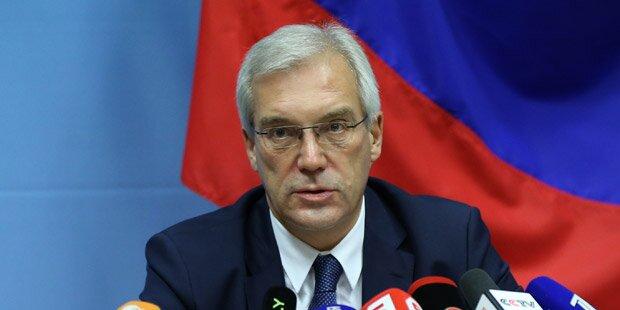 Anti-Terror-Kampf: Moskau kooperiert mit NATO