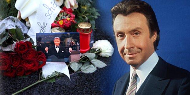 Peter Alexander: Alles zur Trauerfeier