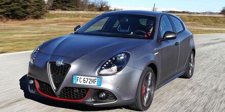 Facelift für Alfa Giulietta und Mito