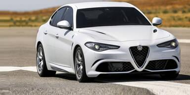 Neue Alfa Giulia ab sofort bestellbar