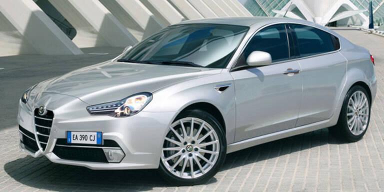 Fiat will mit neuen Alfa-Modellen punkten