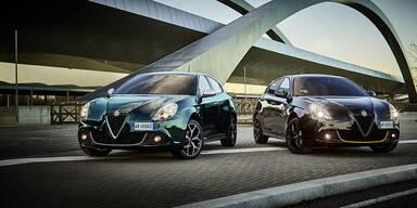Alfa Romeo frischt die Giulietta auf