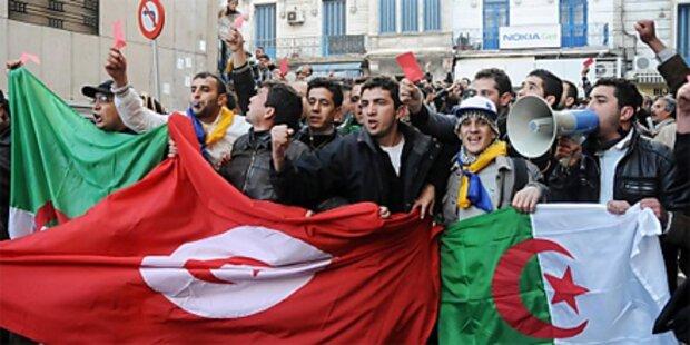 Regimegegner formieren sich in Algerien
