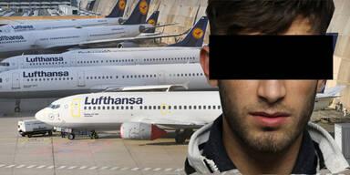 Ali-B Lufthansa