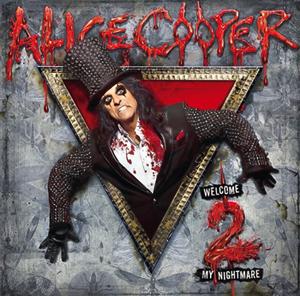 """Die CD zur Horror-Show: """"Welcome 2 My Nightmare""""."""
