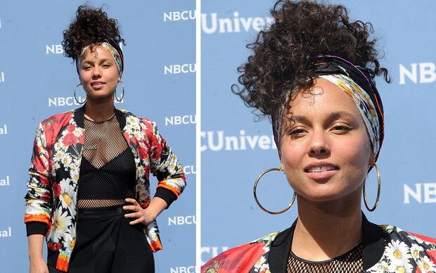 Darum verzichtet Alicia Keys jetzt auf Make-up