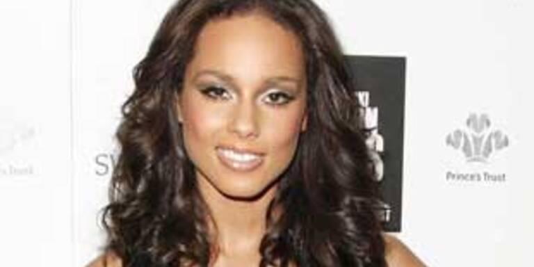Popstar Alicia Keys