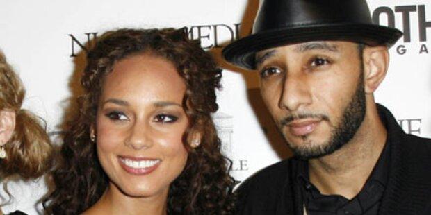 Alicia Keys: Baby unterwegs, Heirat fix