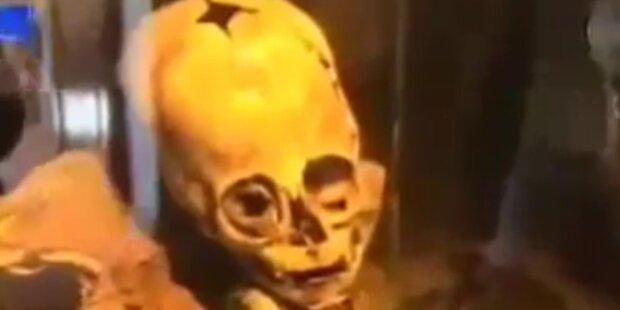 Mysteriöser Alienfund in Peru?