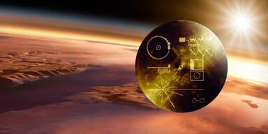 Schutz vor Aliens durch gigantische Laserstrahlen
