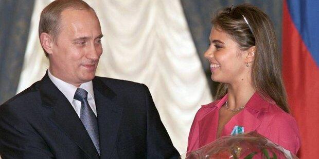 Wirbel um Kleid von Putin-Freundin
