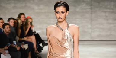 Alisar: Unser Star bei der Fashion Week
