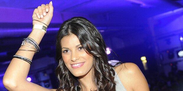 Alisar Ailabouni pfeift auf Heidi Klum