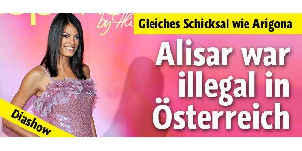 Alisar war illegal in Österreich