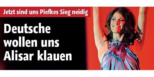 Deutsche wollen uns Alisar klauen