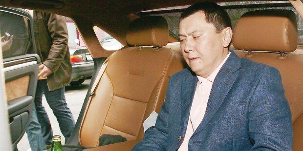 Fall Aliyev: Mordanklage von Justiz eingebracht
