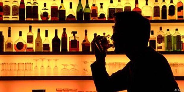 Eine Million Österreicher haben Alkohol-Problem