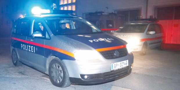Blitz-Überfall auf Wettcafe in Judenburg