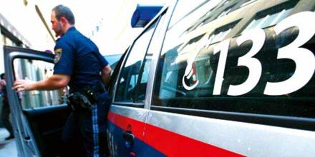 Alkolenker flüchtete vor Polizei: Crash