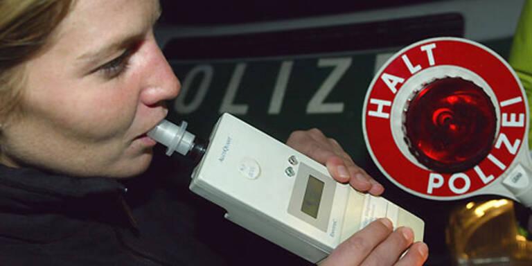 1165 Euro für Rauchen vor Alko-Test